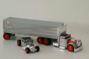 Miniatura Hot Wheels Truckin'Transporters