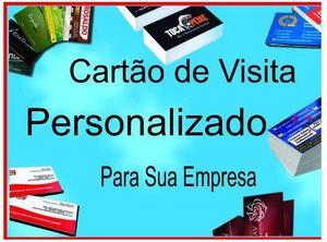 Sua Empresa Precisa de Cartão de Visita??