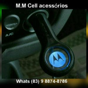 Carregador Turbo Veicular Motorola