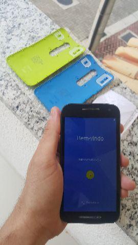 Motorola Moto g3 16gb bom estado carregador 3capas