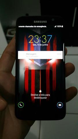 Samsung s7 edge Black piano 128gb AC trokas