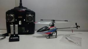 Helicóptero de Controle Remoto 04CH - V911