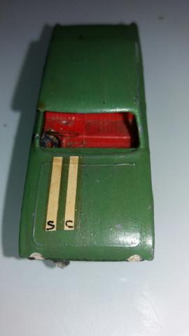 Matchbox Lesney Ford Corsair #45