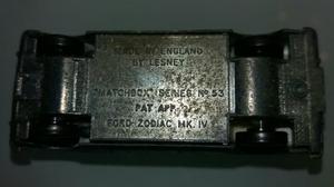 Matchbox Lesney Ford Zodiac #53