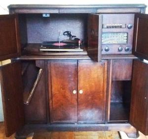 Vitrola antiga ano  - RCA Victor Victrola