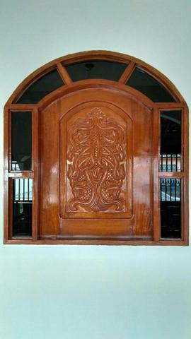Porta e Janela de Cerejeira