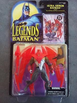 Action figure Legends of Batman Azrael - Jean Paul Valley