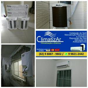 ClimatizAr climatização e elétrica