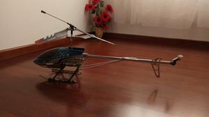 Helicóptero controle remoto Sky King 3 canais 82cm de