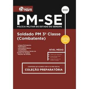 Apostila concurso PM SE - soldado PM 3° classe -