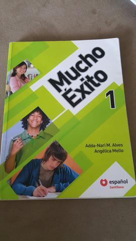 Livro Mucho Exito