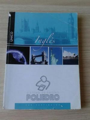 Apostila Inglês, do Sistema de Ensino Poliedro. Edição