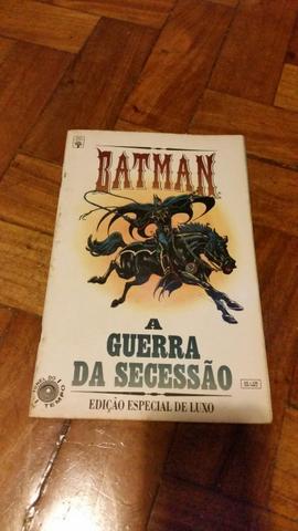 Batman a Guerra da Secessão