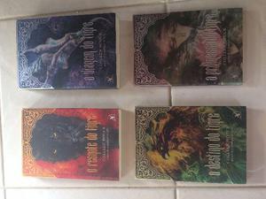 Coleção A Maldição do Tigre (4 Volumes)