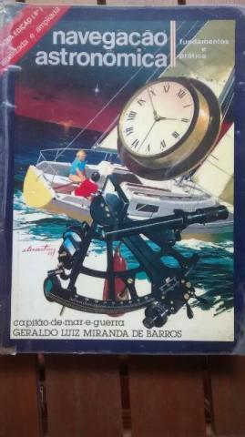 Coleção de Livros de Navegação