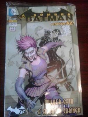Hqs - A Sombra Do Batman 25 A 29
