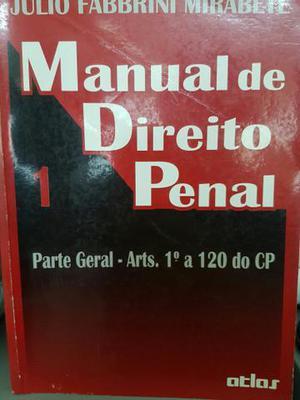 Julio Fabbrini Mirabete - Manual de Direito Penal