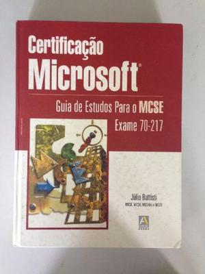 Livro Certificação Microsoft - Guia de Estudos para o Mcse
