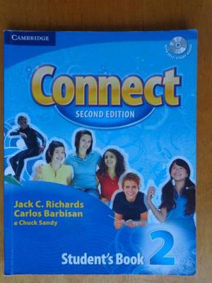 Livro Connect second edition Student's Book 2