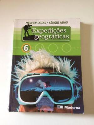 Livro Expedições Geográficas 6o. ano