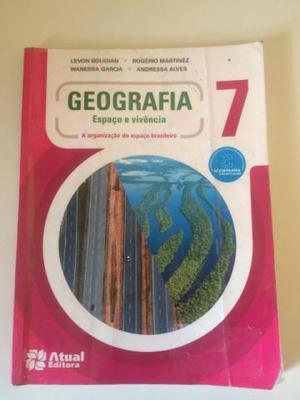 Livro Geografia Espaço e Vivência 7o. ano