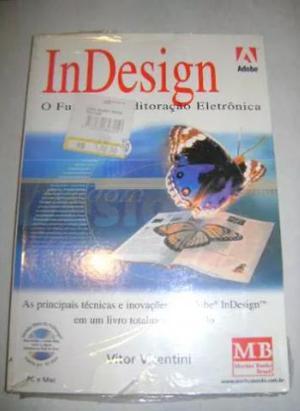 Livro In Design, O Futuro Da Editoração Eletrônica