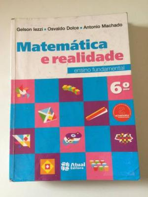 Livro Matemática e Realidade 6o. ano