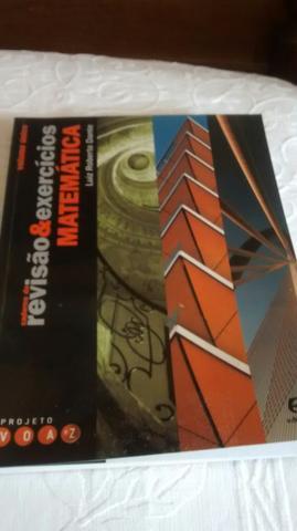 Livro Matemática projeto voaz caderno exercício