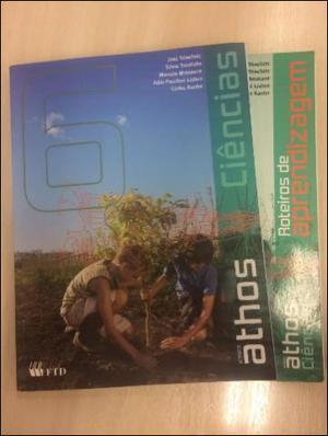 Livro Projeto Athos Ciências E Roteiro De Aprendizagem 6