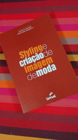Livro - Styling e criação de imagem de moda