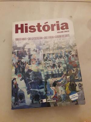 Livro de História vestibular