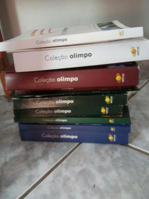 Livros Olimpo