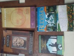 Livros religiao e filosofia