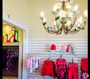 Loja de roupas infanto e juvenil