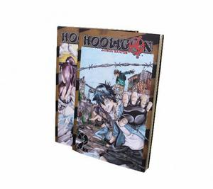 Mangá nacional Hooligan Vol.1 e 2