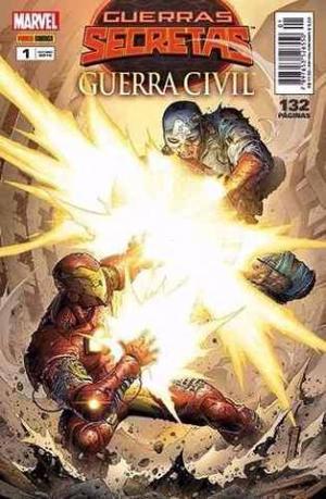 Marvel - Guerras Secretas / Guerra Civil - 132 Pág. -