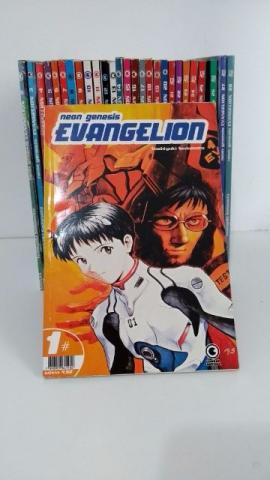 Neon Genesis Evangelion - Coleção completa