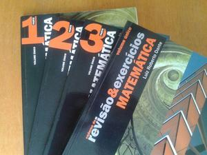 Projeto Voaz: Matemática Partes 1, 2 e 3 + Caderno
