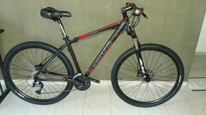 Bicicleta aro 29 venzo toda Shimano nova até 10 x no