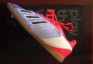 32ac5b80ce Chuteira futsal adidas 11 questra pro usada n41