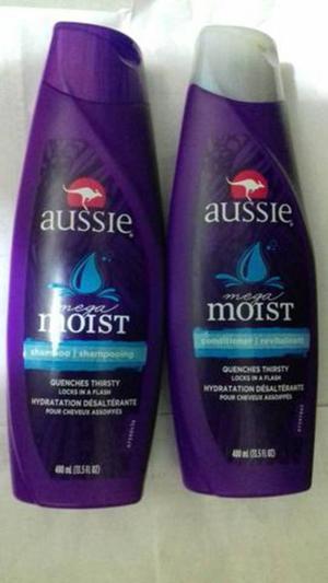 Aussie, Shampoo e Condicionador
