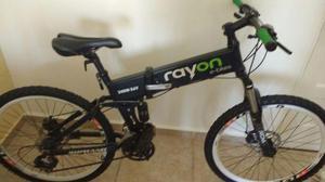 Bicicleta dobrável aro 26