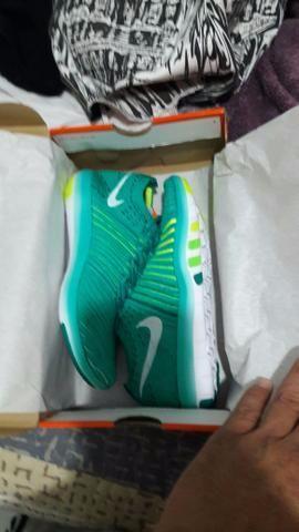 O Tênis Nike Roshe NM Flyknit N°  Preço de ocasião