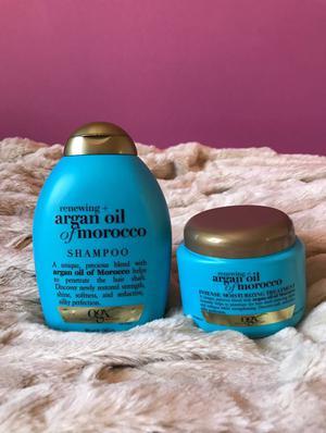 kit ogx argan oil of morocco