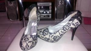 3 pares de sapatos número 37