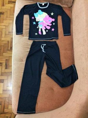 Pijama Menina - 10 a 12 anos