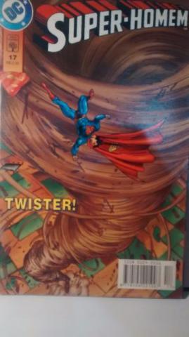 Gibi do Super- Homem DC nº17