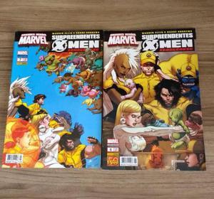 Hq Grandes Heróis Marvel Supreendentes X Men Vol.4 ao 6