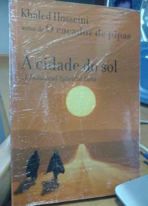 Livro A Cidade Do Sol De Khaled Hosseini