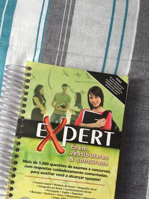 Livro Expert p/ Vestibulares, Concursos e ENEM